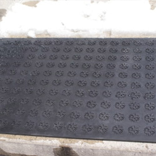 HOT-flake heated mat