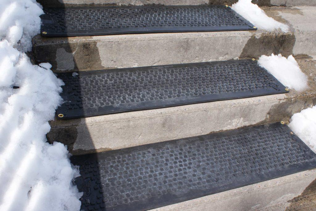 HOT Blocks Heated Stair Treads U2013 11u201dx 38u201d