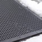 Image of a heated mat in snow - KEMF Life Simplified Inc.