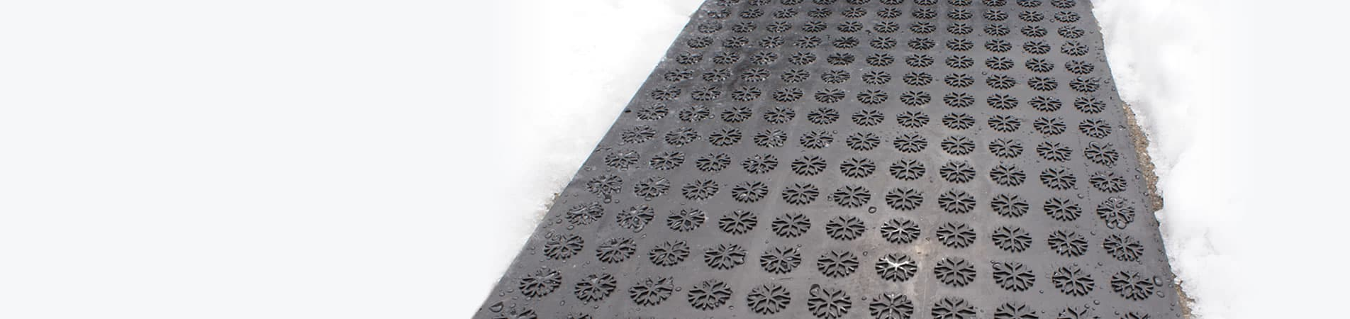 Hot Flake heating mat banner image